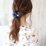 夏 ロング エレガント 上品ヘアスタイルや髪型の写真・画像