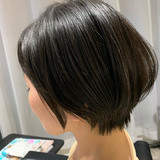 ショート ショートヘア ミニボブ ショートボブヘアスタイルや髪型の写真・画像