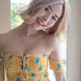 大人可愛い フェミニン 外ハネボブ ボブ ヘアスタイルや髪型の写真・画像   Fringe 染谷正 / Fringe Hair Salon