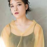ショート ハンサムショート ストリート デート ヘアスタイルや髪型の写真・画像 | YORK / SUN(サン)渋谷