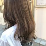 シアーベージュ 大人ハイライト ベリーショート ラベンダーアッシュ ヘアスタイルや髪型の写真・画像