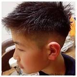 メンズカット メンズカジュアル メンズ メンズスタイル ヘアスタイルや髪型の写真・画像 | Yasushi Endo 『Tiam』 / Tiam Hair 弘明寺