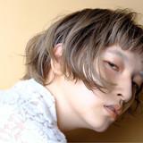 フェミニン ボブ ヘアスタイルや髪型の写真・画像[エリア]