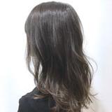 秋 ウェーブ 透明感 フェミニン ヘアスタイルや髪型の写真・画像