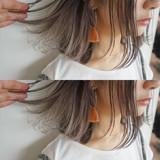 ナチュラル セミロング ヘアスタイルや髪型の写真・画像[エリア]