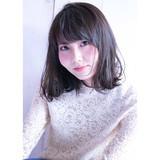 外国人風 ガーリー 暗髪 色気 ヘアスタイルや髪型の写真・画像