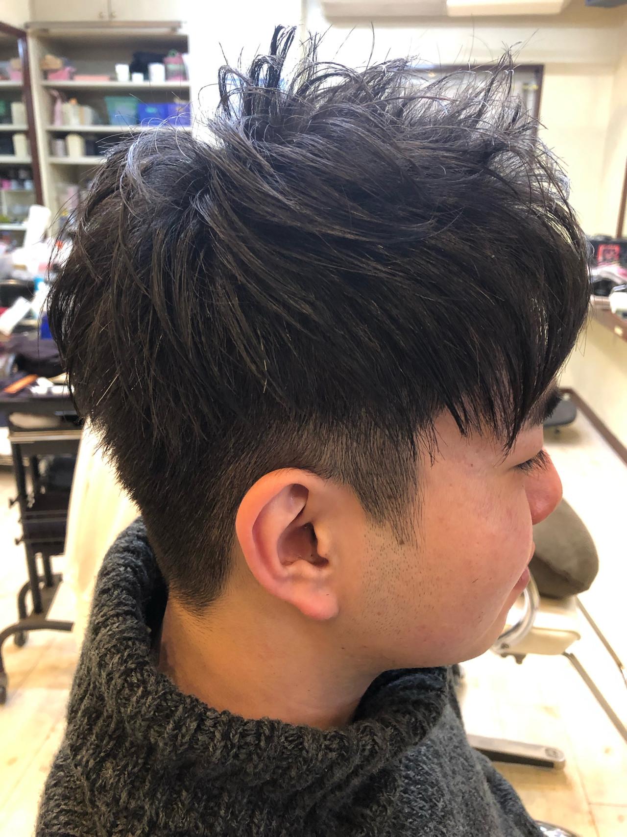 ナチュラル メンズカジュアル 成人式 メンズ ヘアスタイルや髪型の写真・画像   TMe hair/tomoe chiba / TMe hair川崎小田