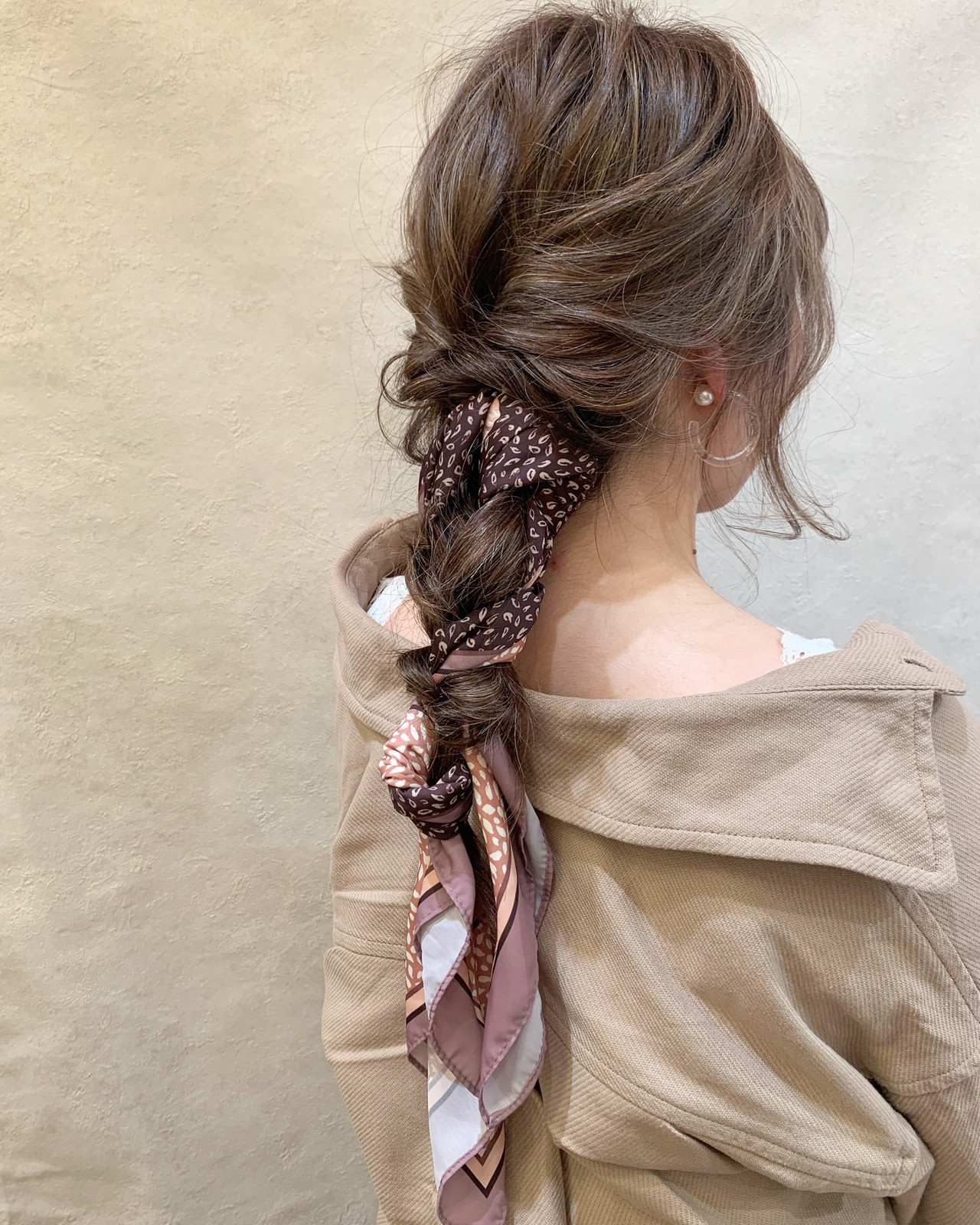 オフィス デート スポーツ フェミニン ヘアスタイルや髪型の写真・画像 | 安永怜 / kakimotoarms田園調布