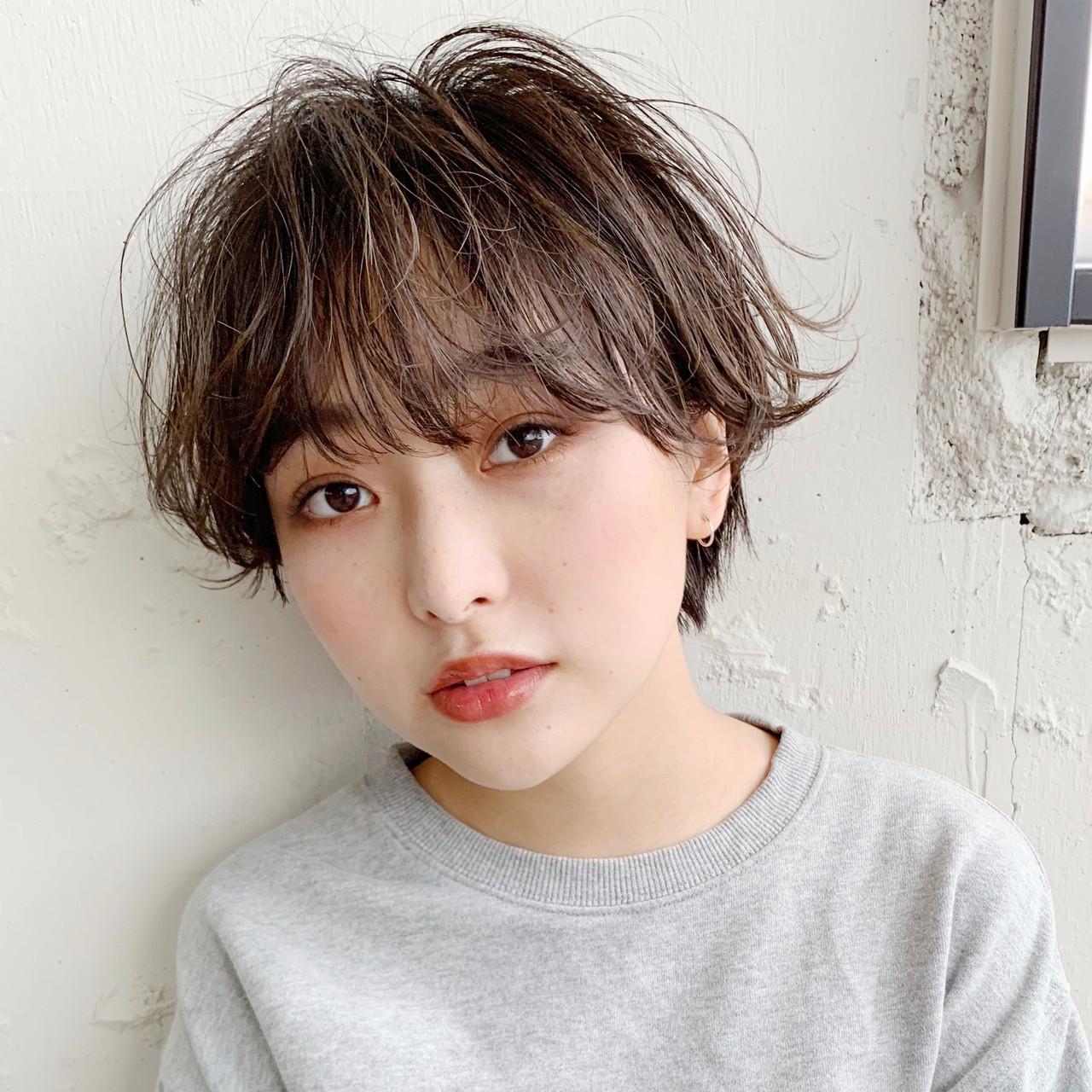 アンニュイほつれヘア ショートボブ ベリーショート ショートヘア ヘアスタイルや髪型の写真・画像 | Natsuko Kodama 児玉奈都子 / dydi