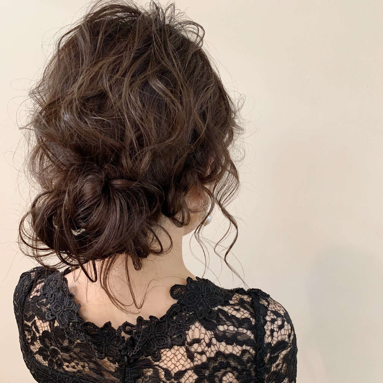 ゆるふわ 大人かわいい 結婚式 簡単ヘアアレンジ ヘアスタイルや髪型の写真・画像 | yumiko/sapporoSKNOW / SKNOW