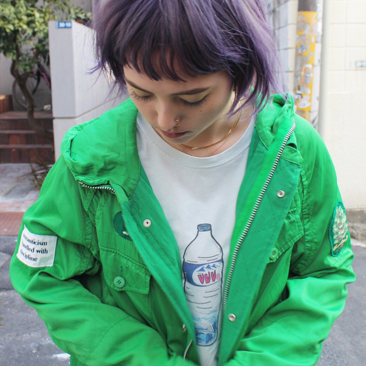スポーツ ヘアアレンジ ショート パーマ ヘアスタイルや髪型の写真・画像 | bibito crew / bibito