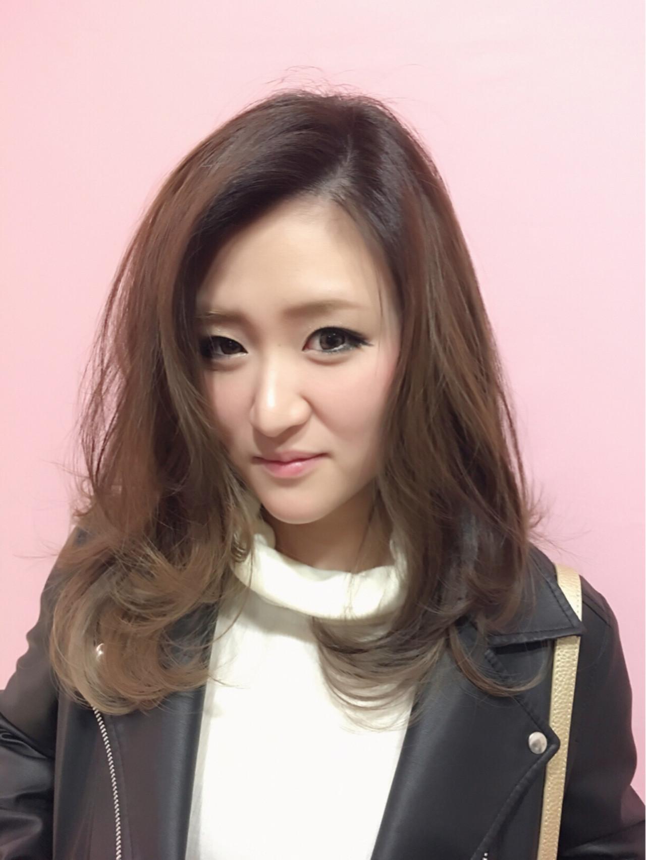 パーマ ストリート ゆるふわ 大人女子 ヘアスタイルや髪型の写真・画像 | ヤギリュータロー / hair c'est la vie ヘアーセラヴィー