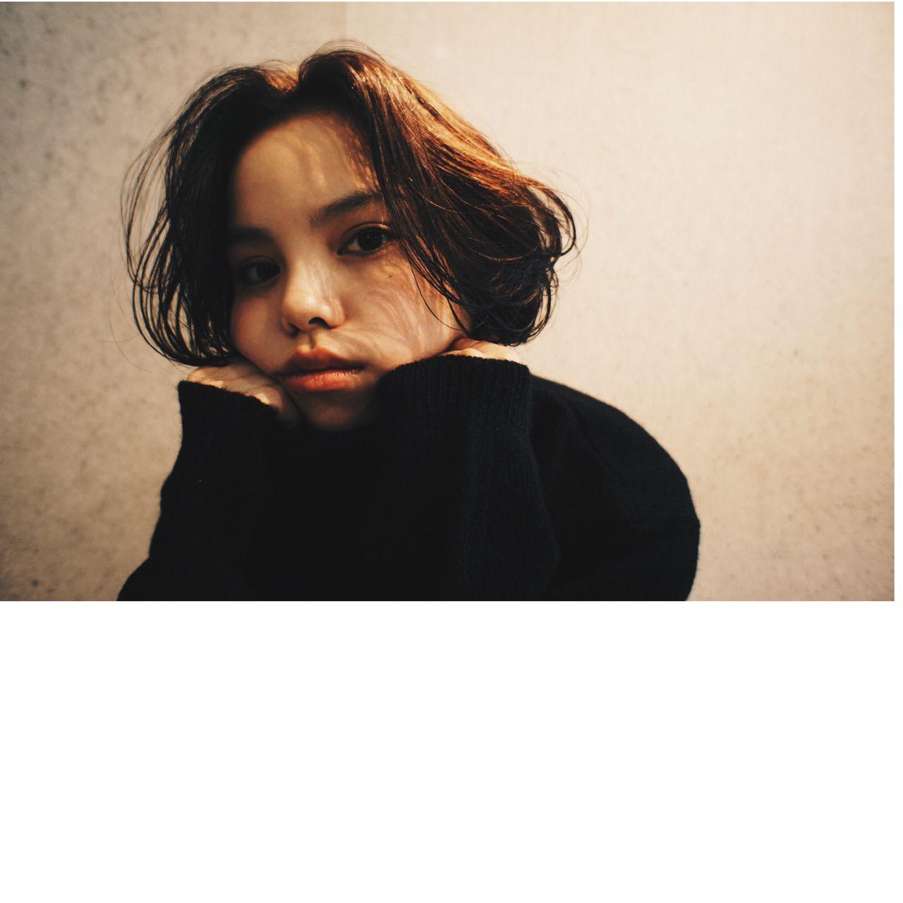 春夏のトレンドカラーはブラック!シックなコーディネートに似合うヘアスタイルとは…? YAMASHITA / nanuk