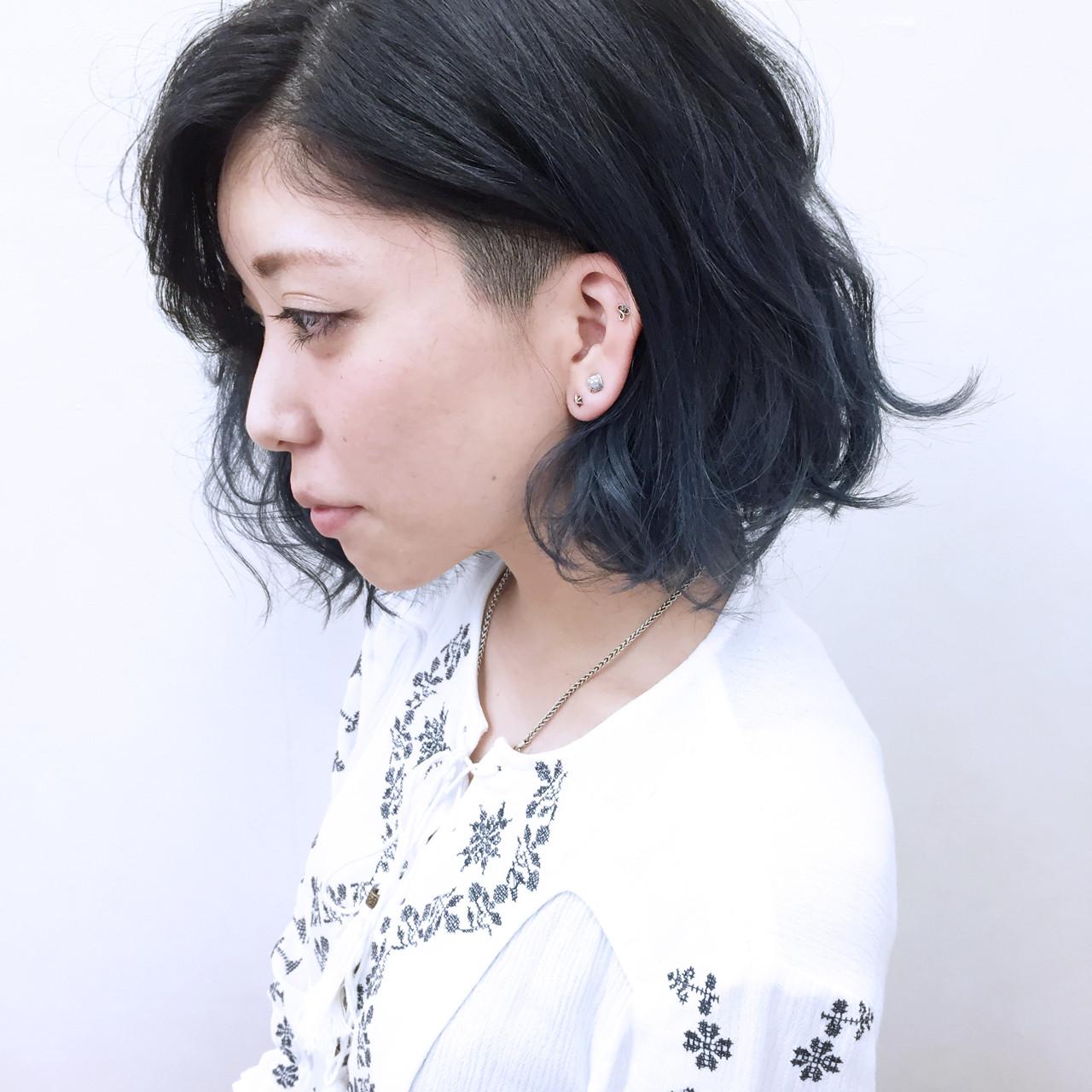 黒髪×パーマで作る媚びない夏の大人女子特集♡ Katsuhito Emori