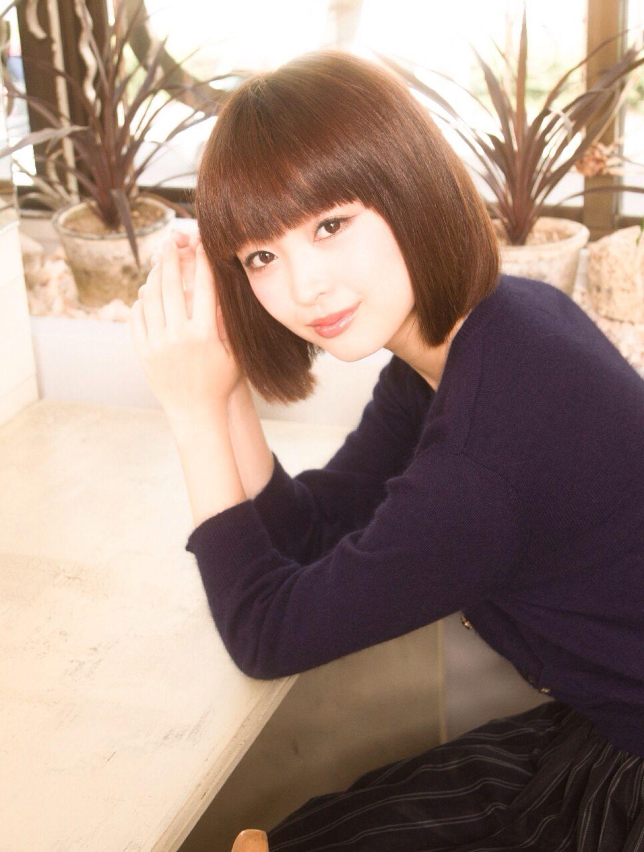 シルエットがかわいすぎ♡これが噂のタンバルモリ! 篠原 美佐生