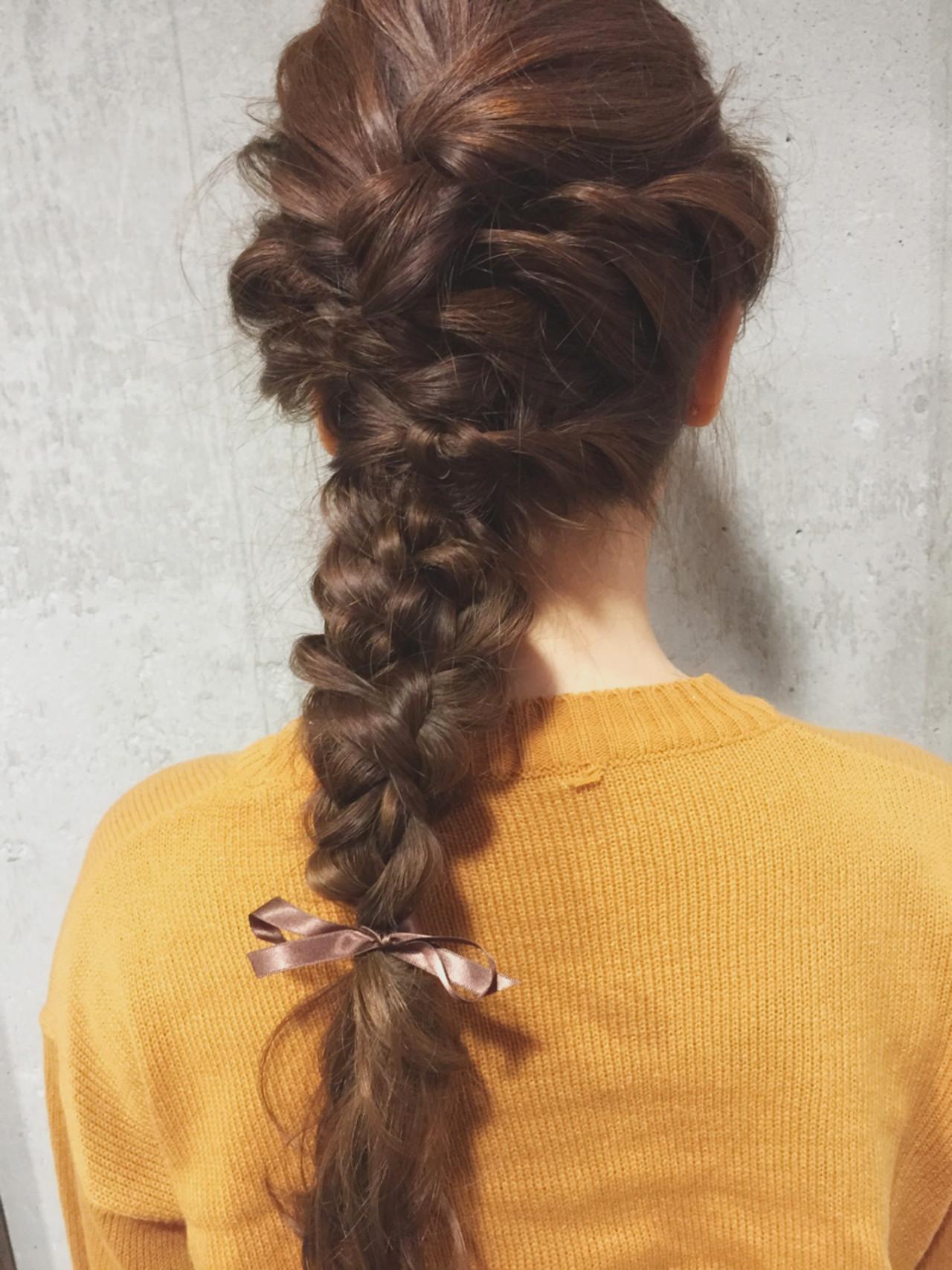 シースルーバング 外国人風 透明感 ロング ヘアスタイルや髪型の写真・画像   兼井 遼 / wille
