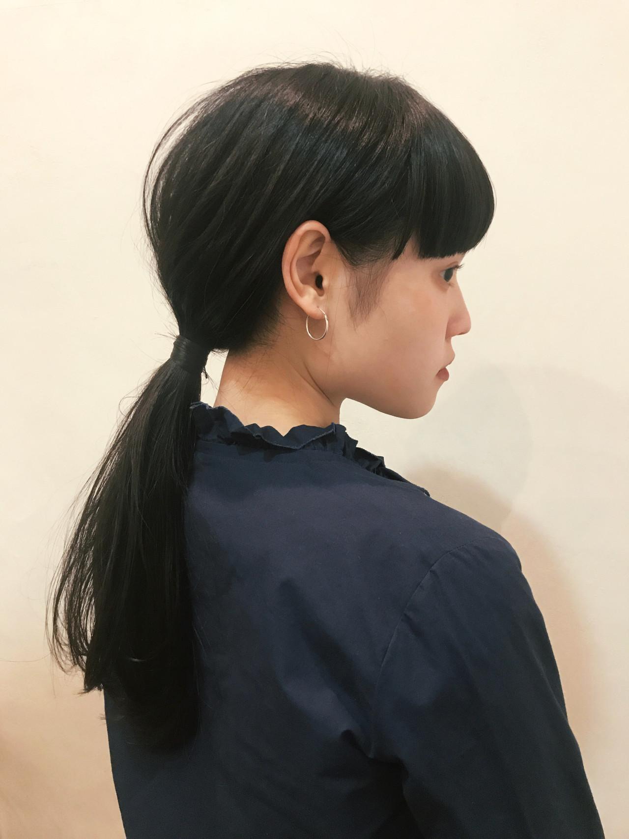 ロング ナチュラル 簡単ヘアアレンジ 結婚式 ヘアスタイルや髪型の写真・画像   おかゆ / tete nico