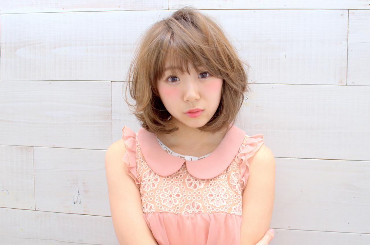 グラデーションカラー 外国人風 ショート ゆるふわ ヘアスタイルや髪型の写真・画像 | 三村 昇 / MUSEUM(ミュージアム)