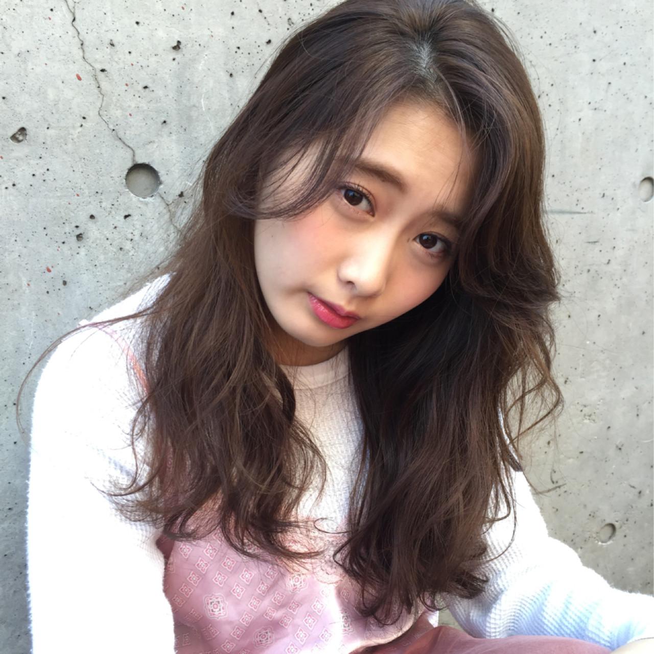 パーマ 外国人風 ストリート 前髪あり ヘアスタイルや髪型の写真・画像   青沼 茜 / NORA hair salon