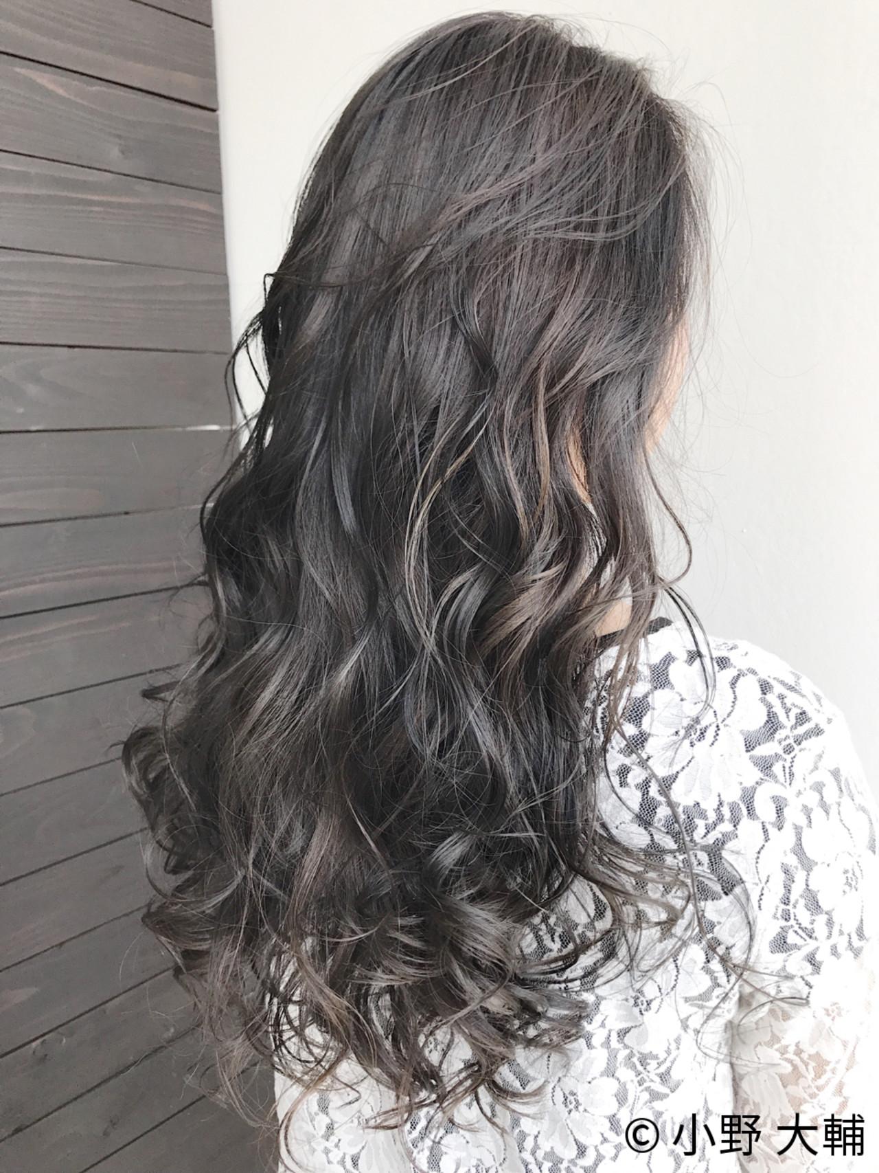 ナチュラル 透明感 外国人風カラー 冬 ヘアスタイルや髪型の写真・画像 | 小野 大輔 / OHIA  for plumeria