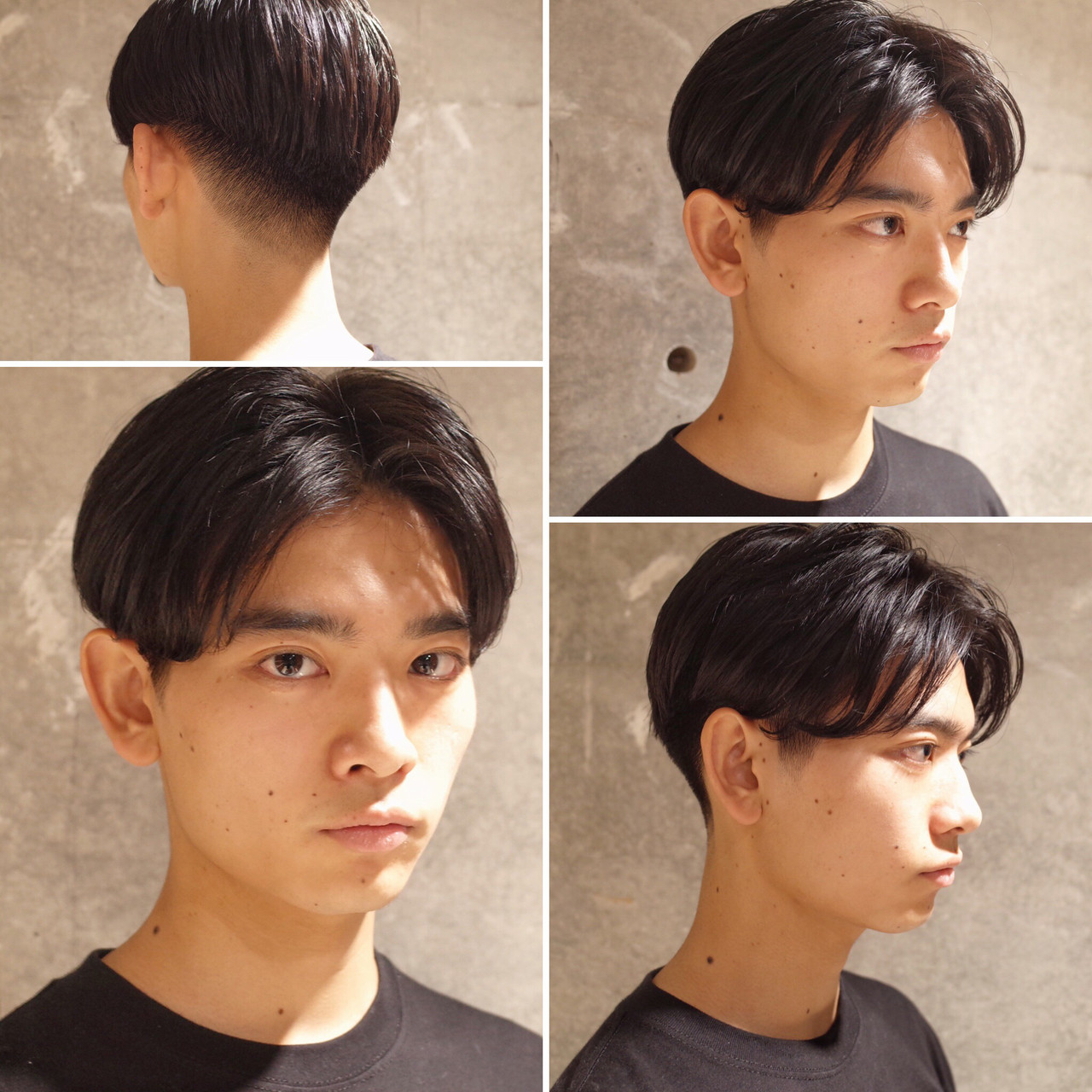 メンズ ショート ストリート メンズヘア ヘアスタイルや髪型の写真・画像 | 刈り上げ・2ブロック専門美容師 ヤマモトカズヒコ / MEN'S GROOMING SALON AOYAMA by kakimoto arms