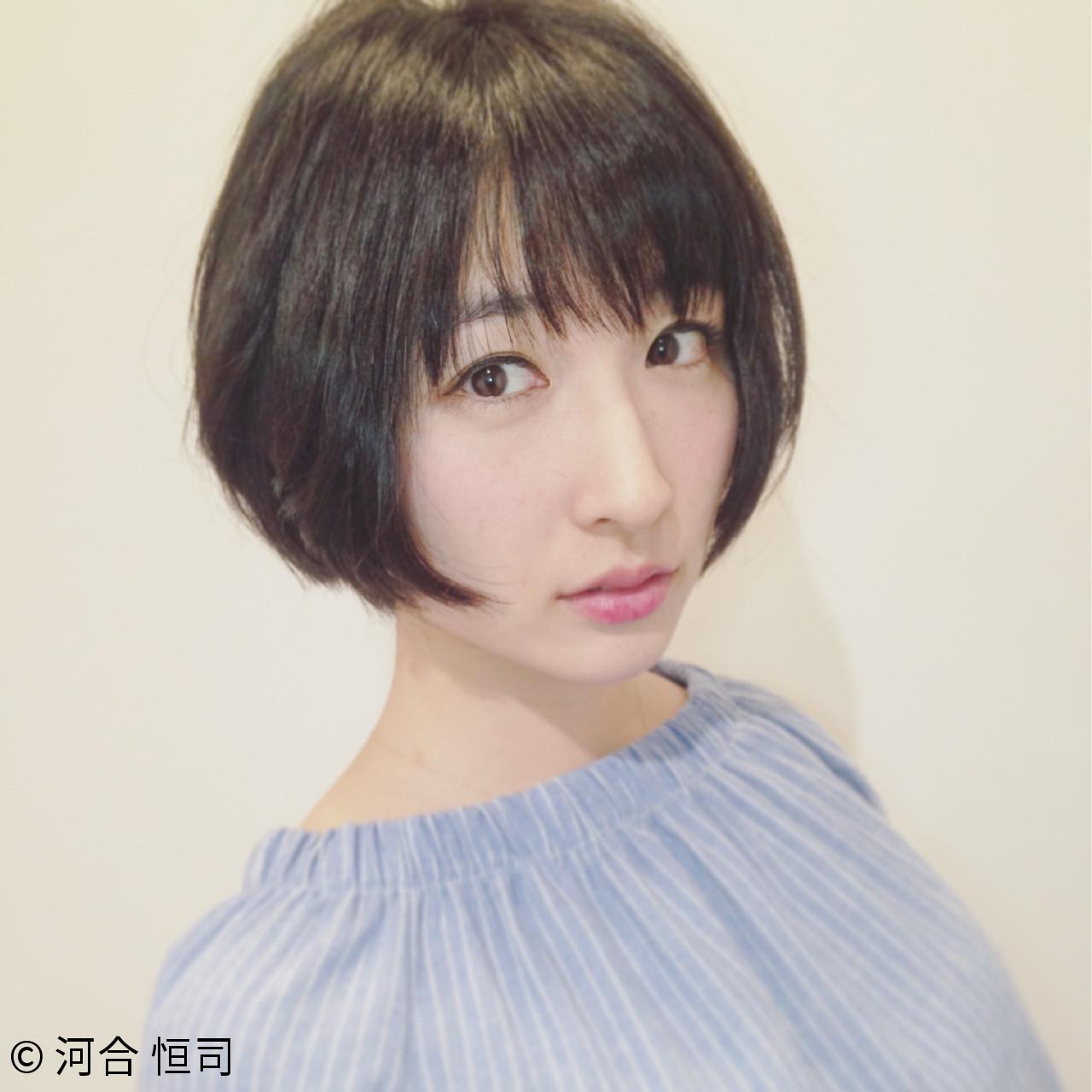 こなれ感 ナチュラル ショート デート ヘアスタイルや髪型の写真・画像   KOJI / ケート ke-to.beautyhair