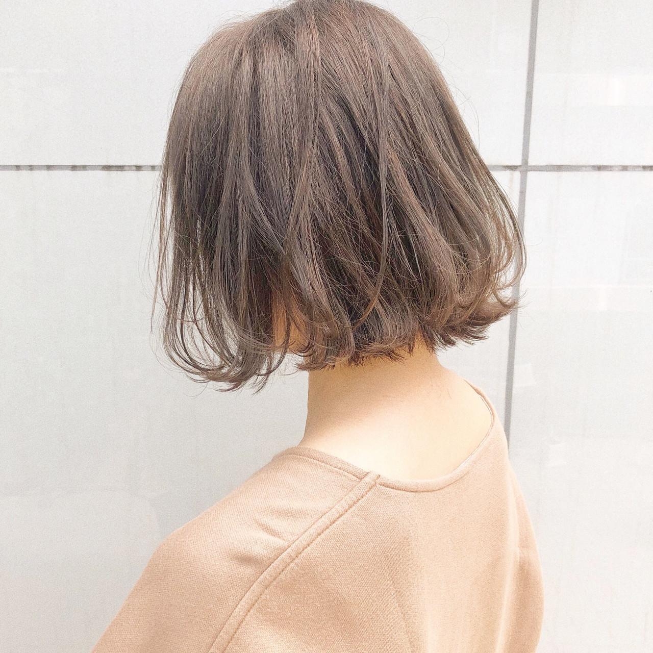ボブ ヘアアレンジ 簡単ヘアアレンジ デート ヘアスタイルや髪型の写真・画像   『ボブ美容師』永田邦彦 表参道 / send by HAIR