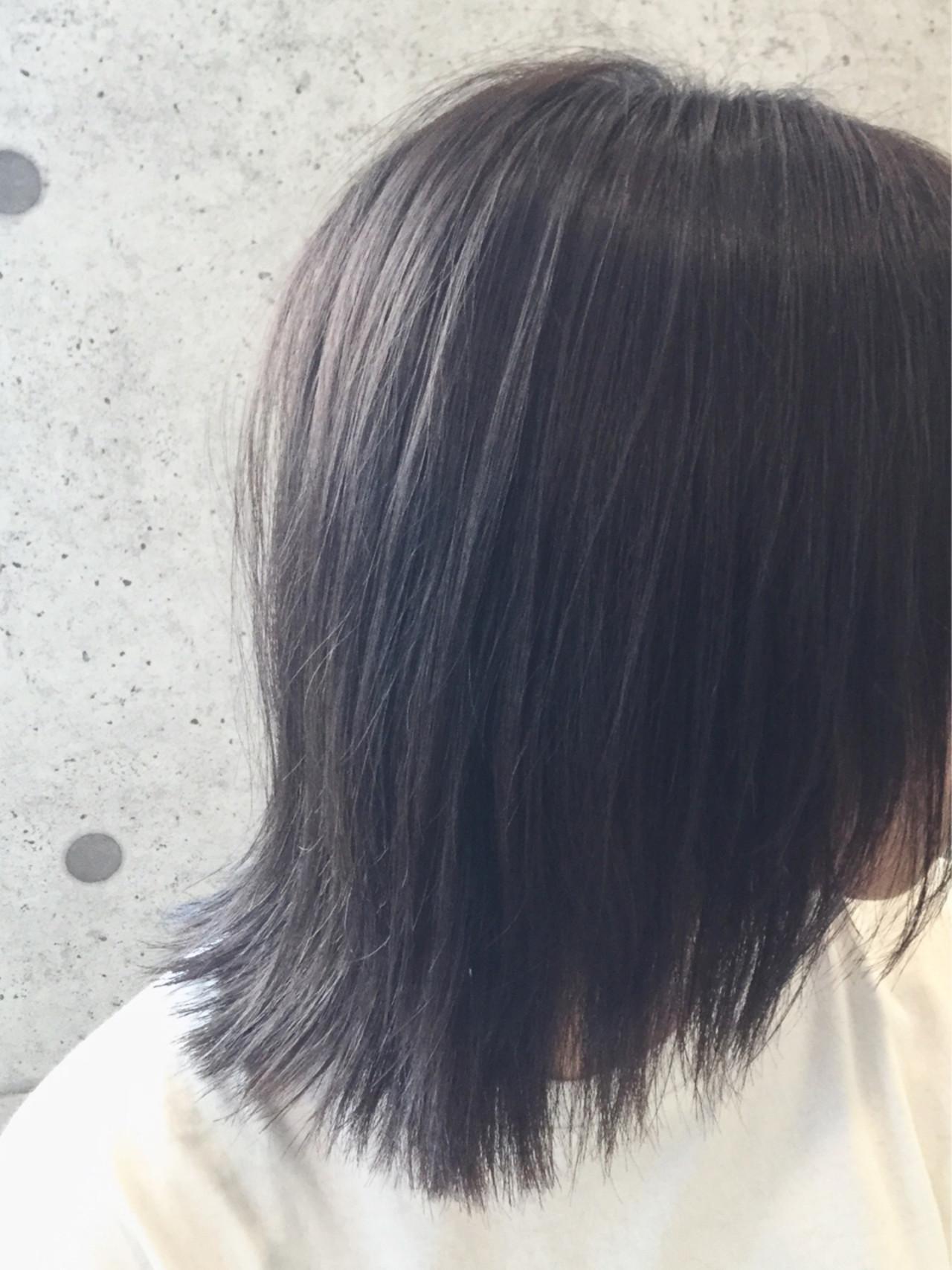 抜け感 ボブ 外国人風 大人かわいい ヘアスタイルや髪型の写真・画像 | 髙橋 舞 / LEMO BY URA