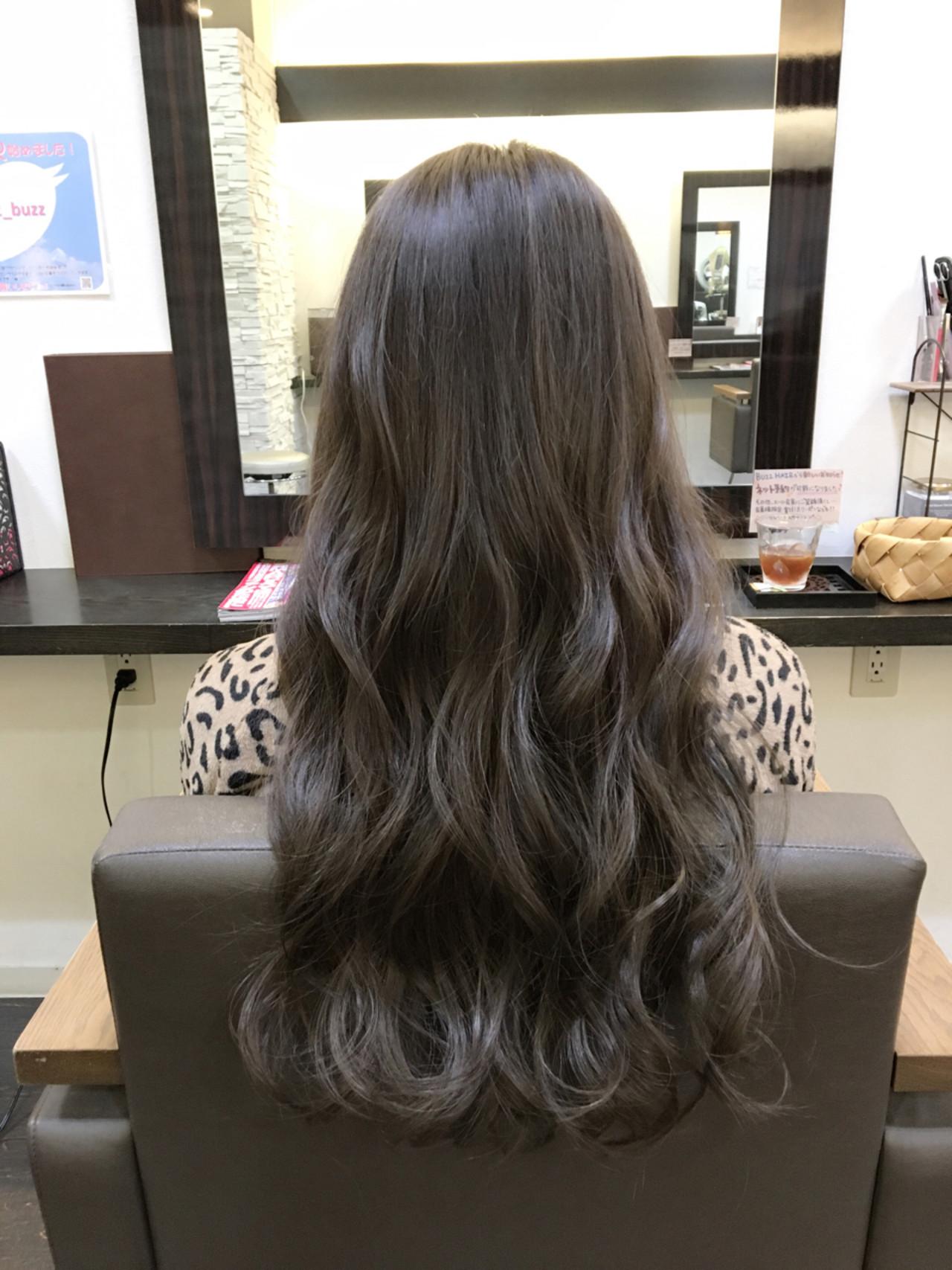 渋谷系 大人女子 外国人風 小顔ヘアスタイルや髪型の写真・画像