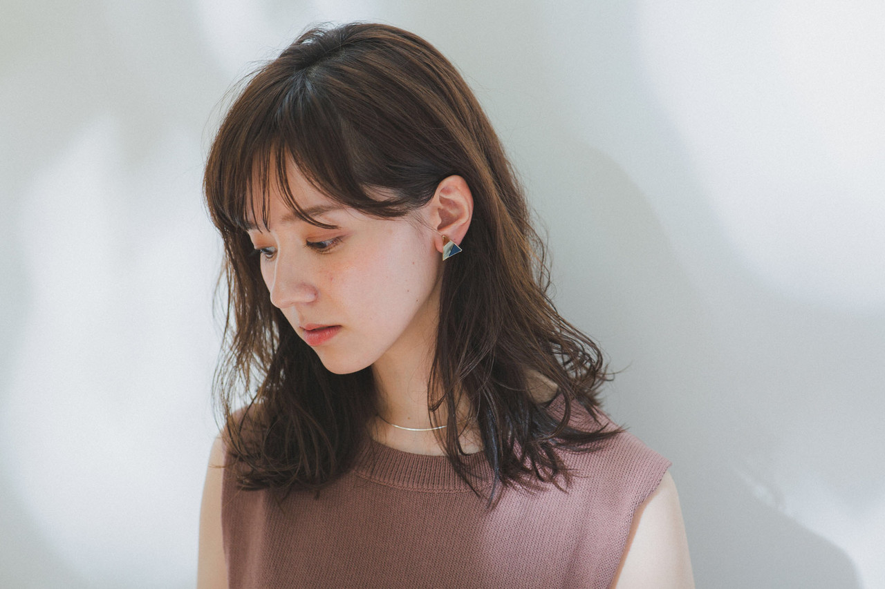ヘアアレンジ 簡単ヘアアレンジ ミディアム デート ヘアスタイルや髪型の写真・画像 | Daisuke Tomiyama / drive  for  garden