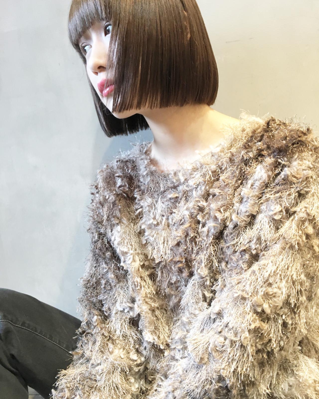 外国人風 秋 ニュアンス 大人女子 ヘアスタイルや髪型の写真・画像   日野 達也 / GO TODAY  SHAiRE SALON