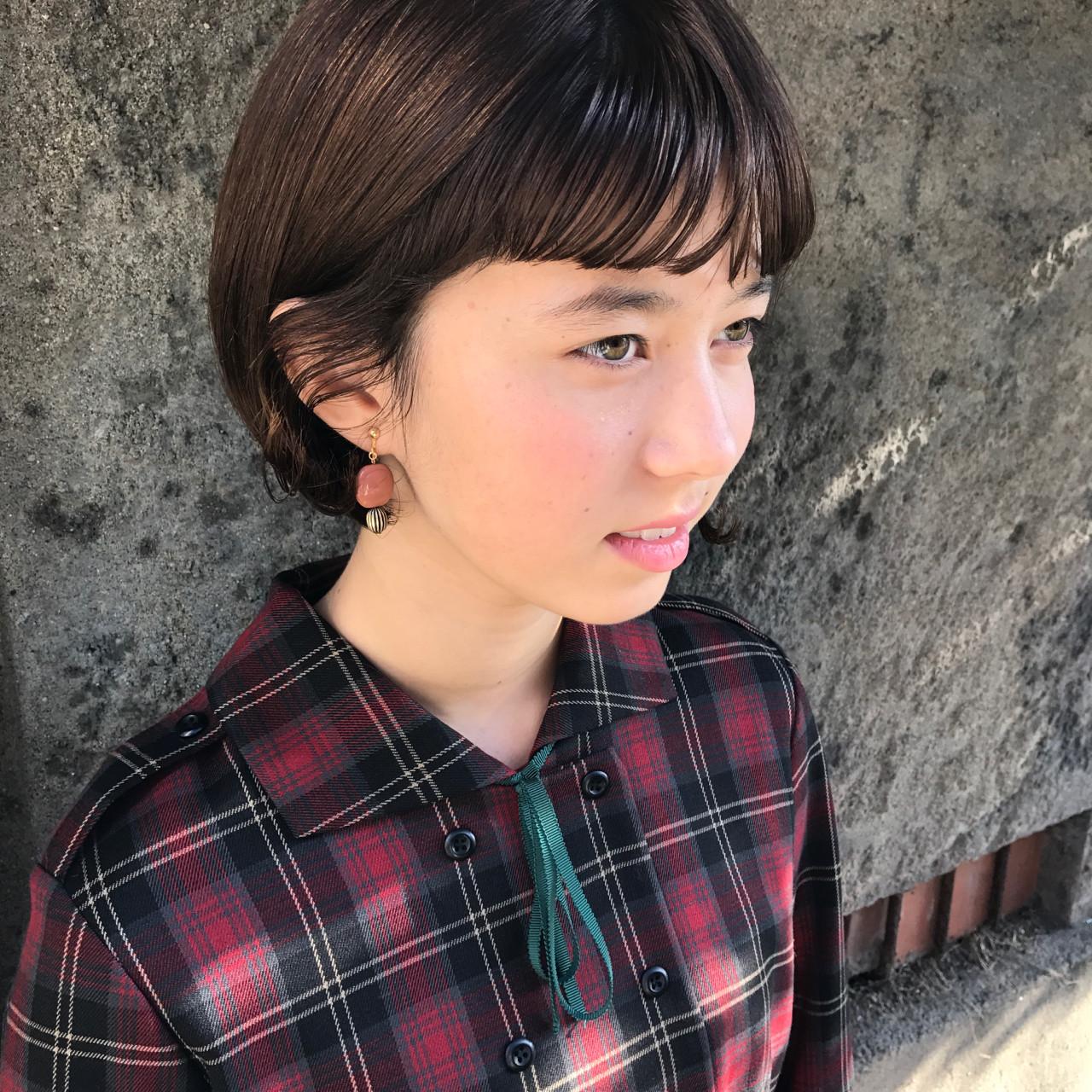 外国人風 色気 ガーリー 大人かわいい ヘアスタイルや髪型の写真・画像 | 小西敬二郎 / Heartim