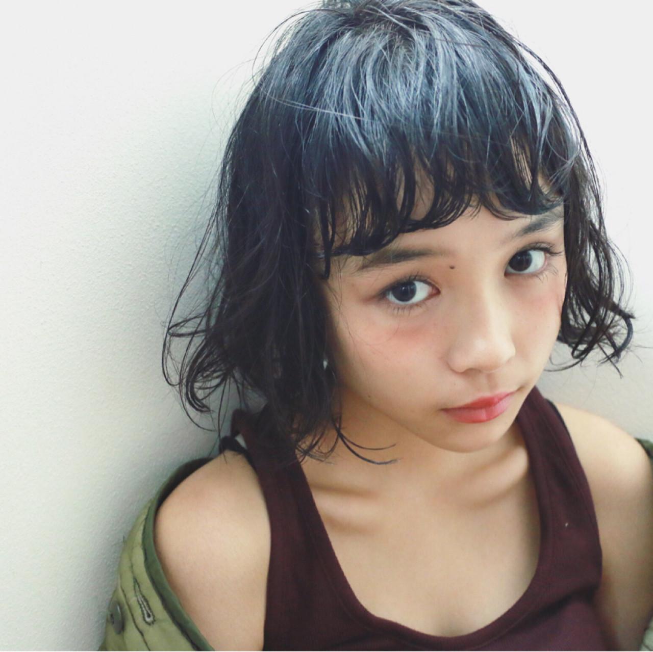 モテを呼び込む前髪パーマ。忙しい朝とはおさらば☆ 高橋 忍 / nanuk渋谷店