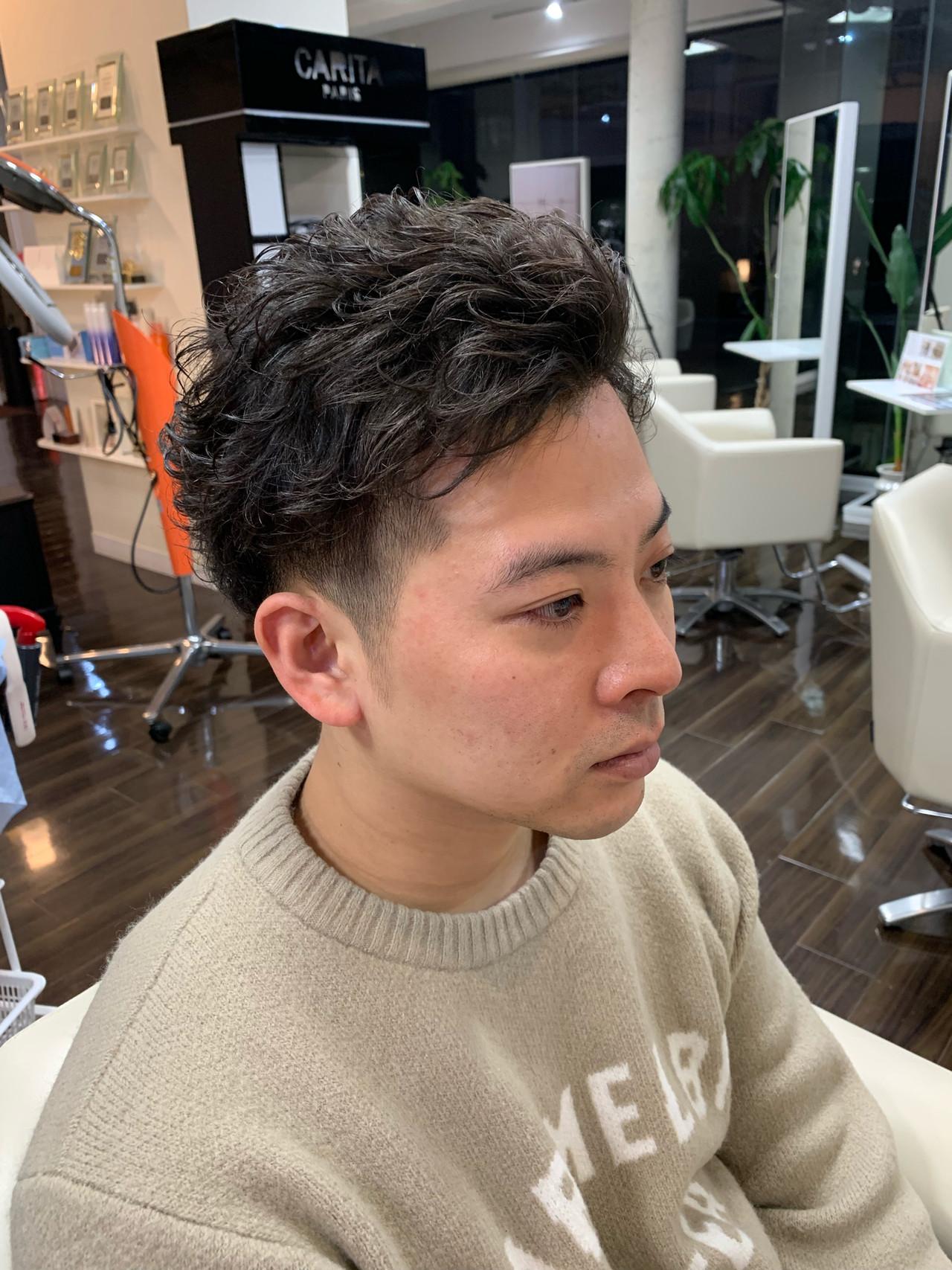 メンズカット メンズヘア ショート メンズショート ヘアスタイルや髪型の写真・画像 | ゴトウタカヒロ / la★muse resort
