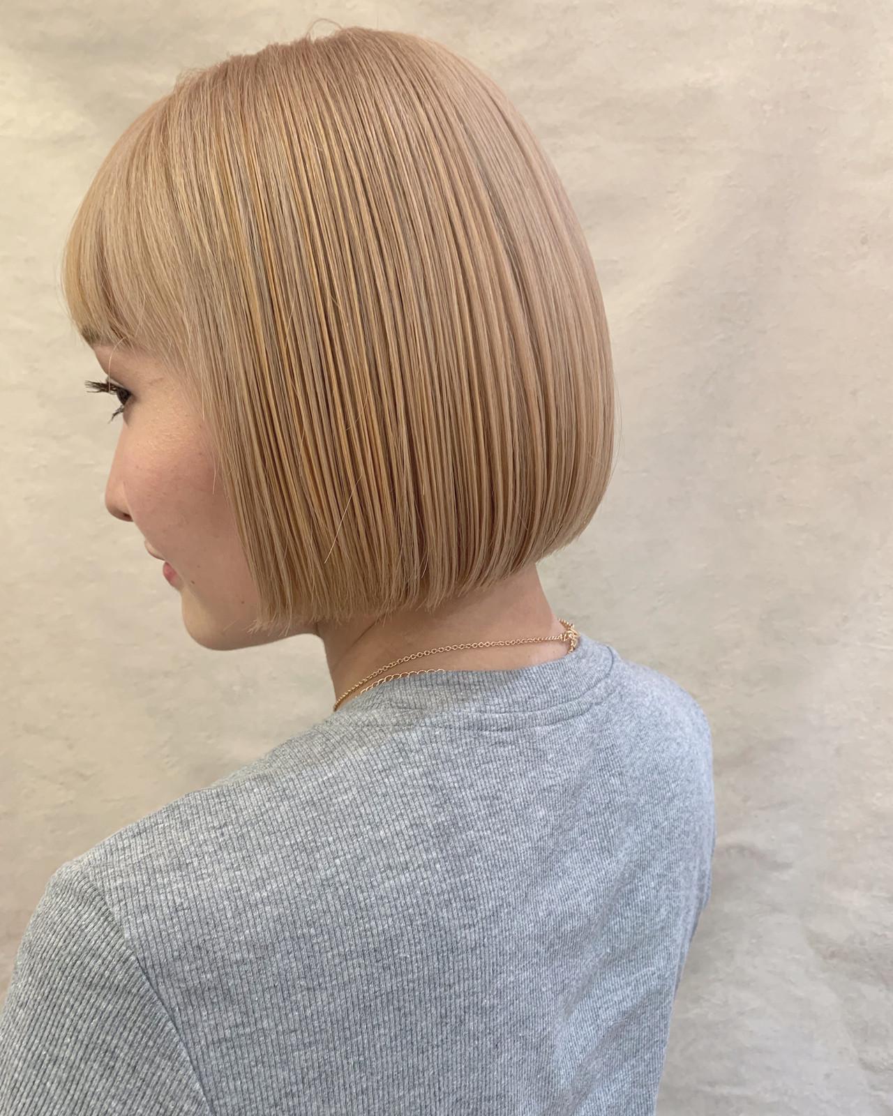 スポーツ アウトドア モード ゆるふわ ヘアスタイルや髪型の写真・画像 | 安永怜 / kakimotoarms田園調布