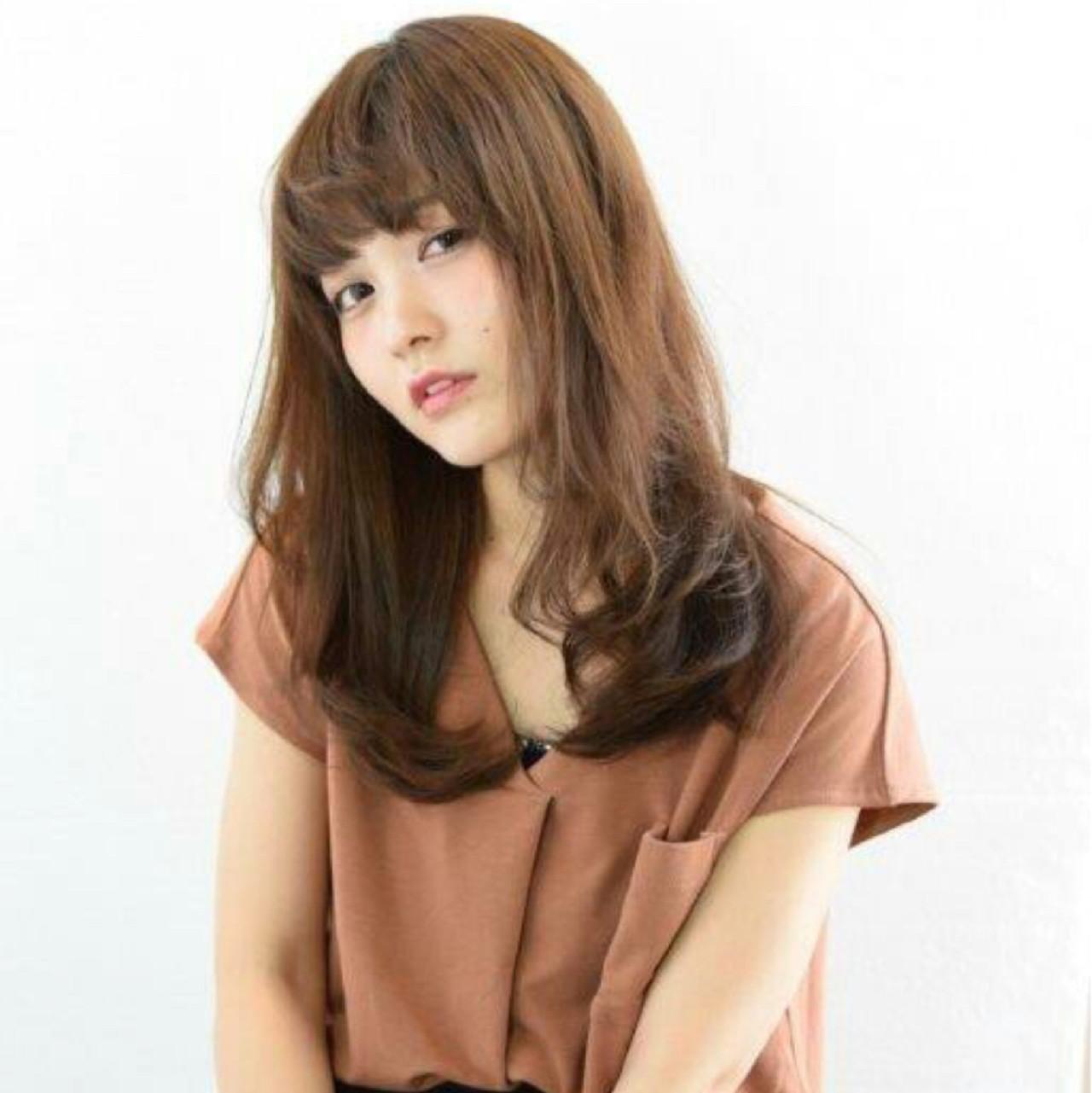 大人かわいい 外国人風 ゆるふわ 色気 ヘアスタイルや髪型の写真・画像 | 宮崎 沙織 /