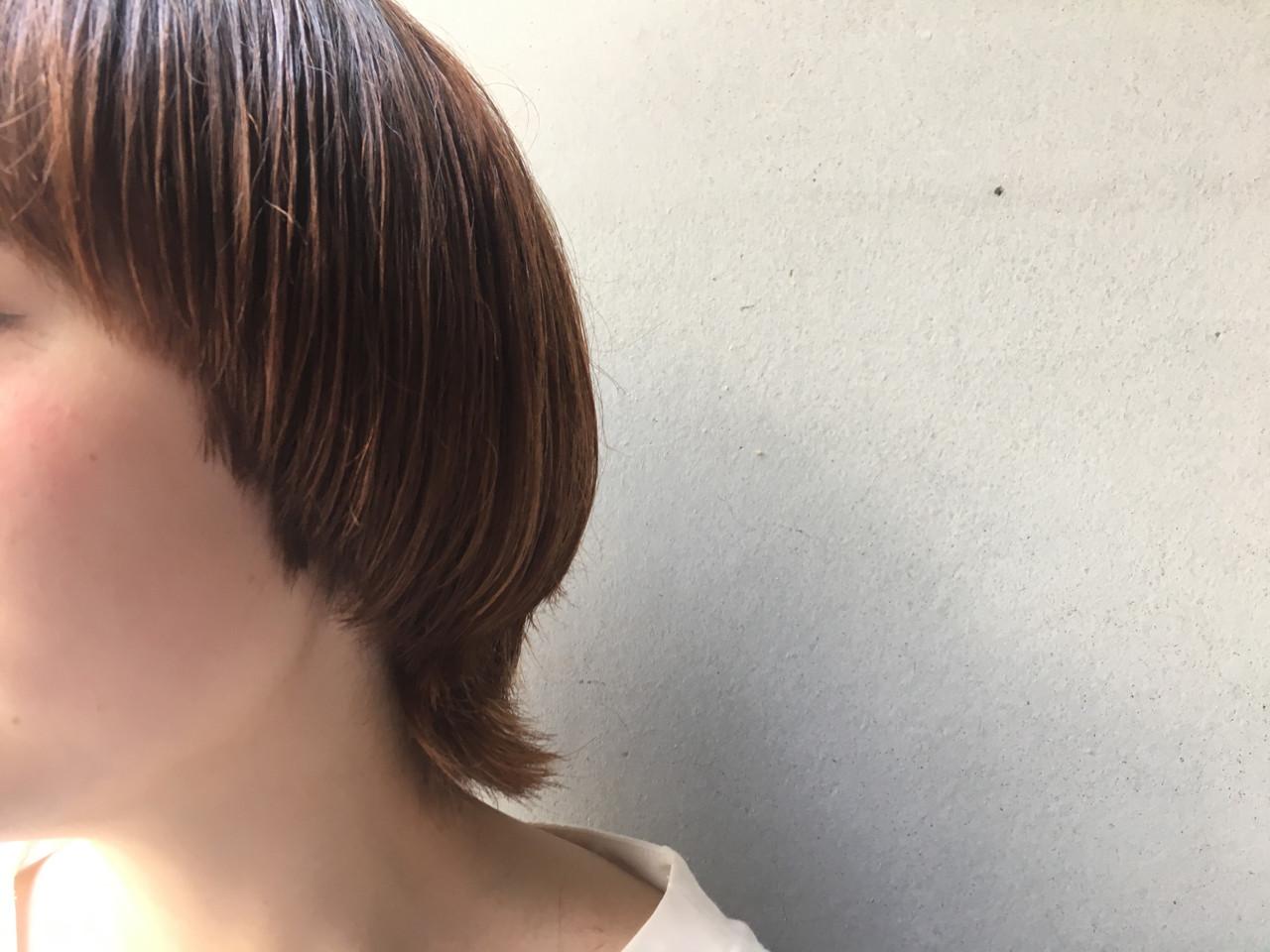 抜け感 アッシュ ナチュラル ハイライト ヘアスタイルや髪型の写真・画像 | 杉谷 将也 / DiLL / DiLL