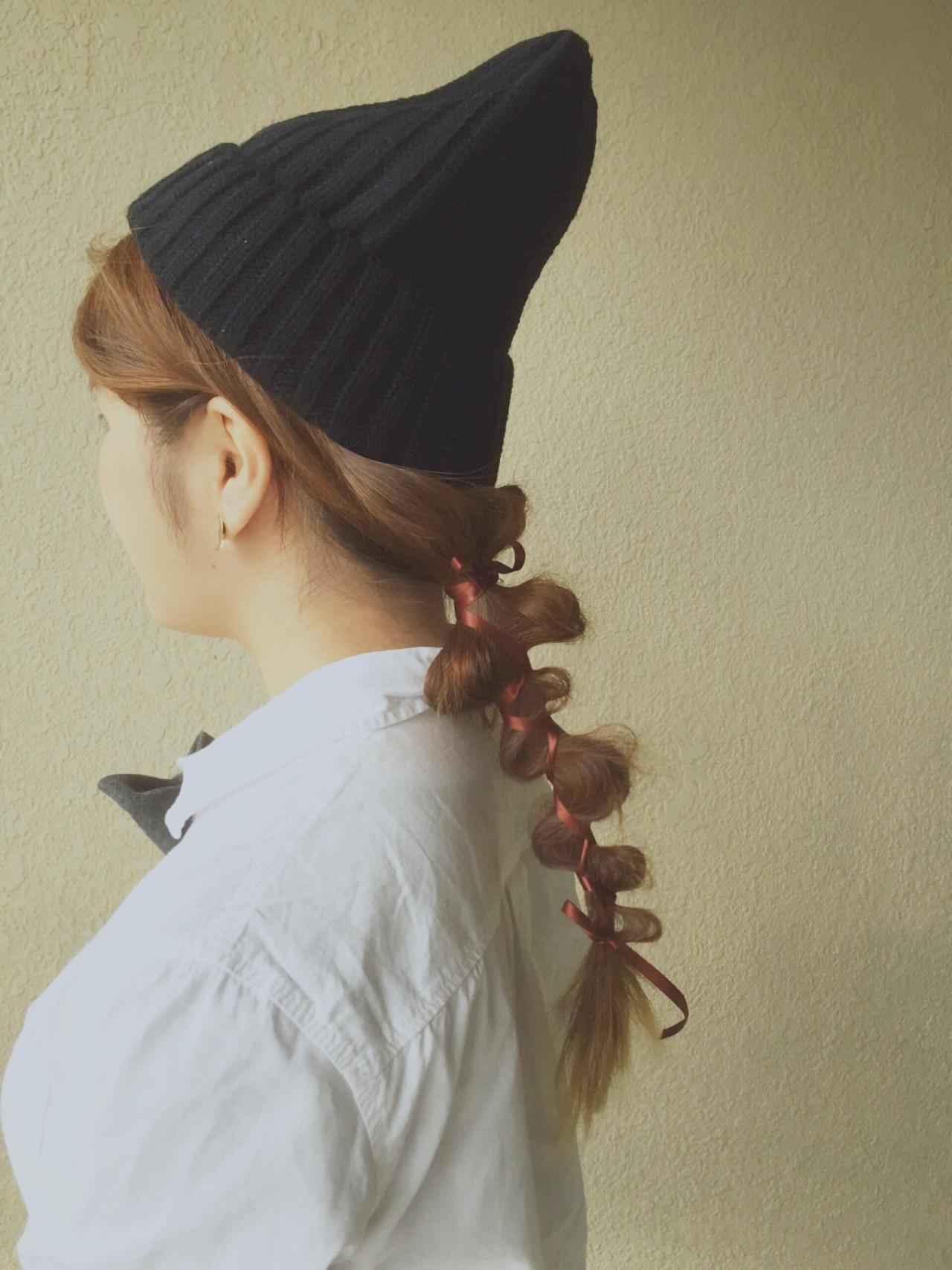 ショート 大人かわいい セミロング ヘアアレンジヘアスタイルや髪型の写真・画像