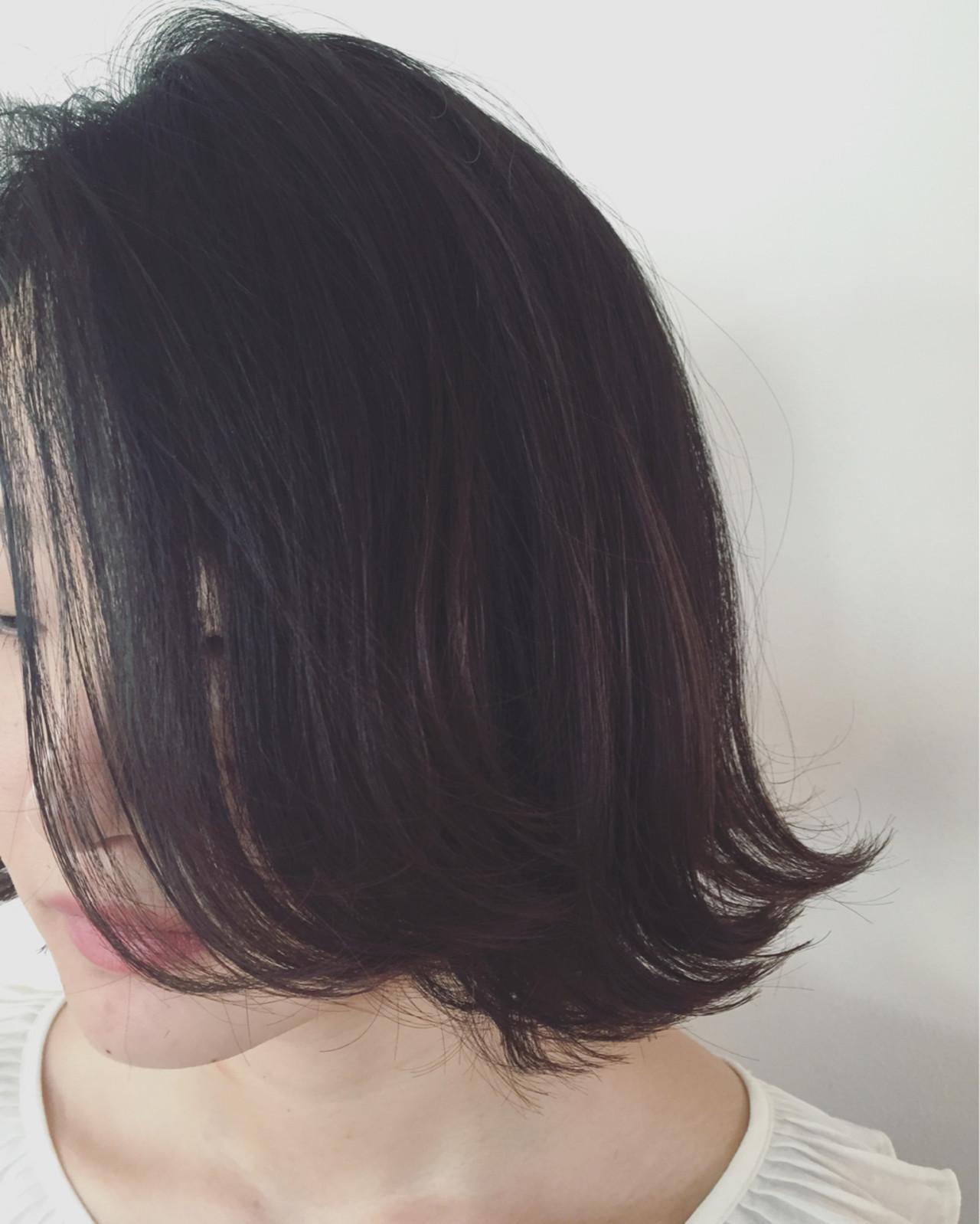 外ハネ ストリート 簡単ヘアアレンジ 黒髪 ヘアスタイルや髪型の写真・画像   西山 晃広 / フリーランス