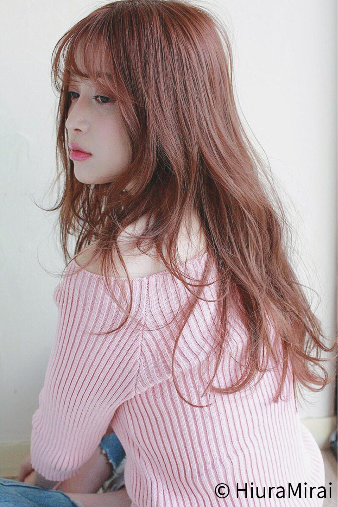 愛され 外国人風 ゆるふわ デート ヘアスタイルや髪型の写真・画像 | Mirai / enntaku