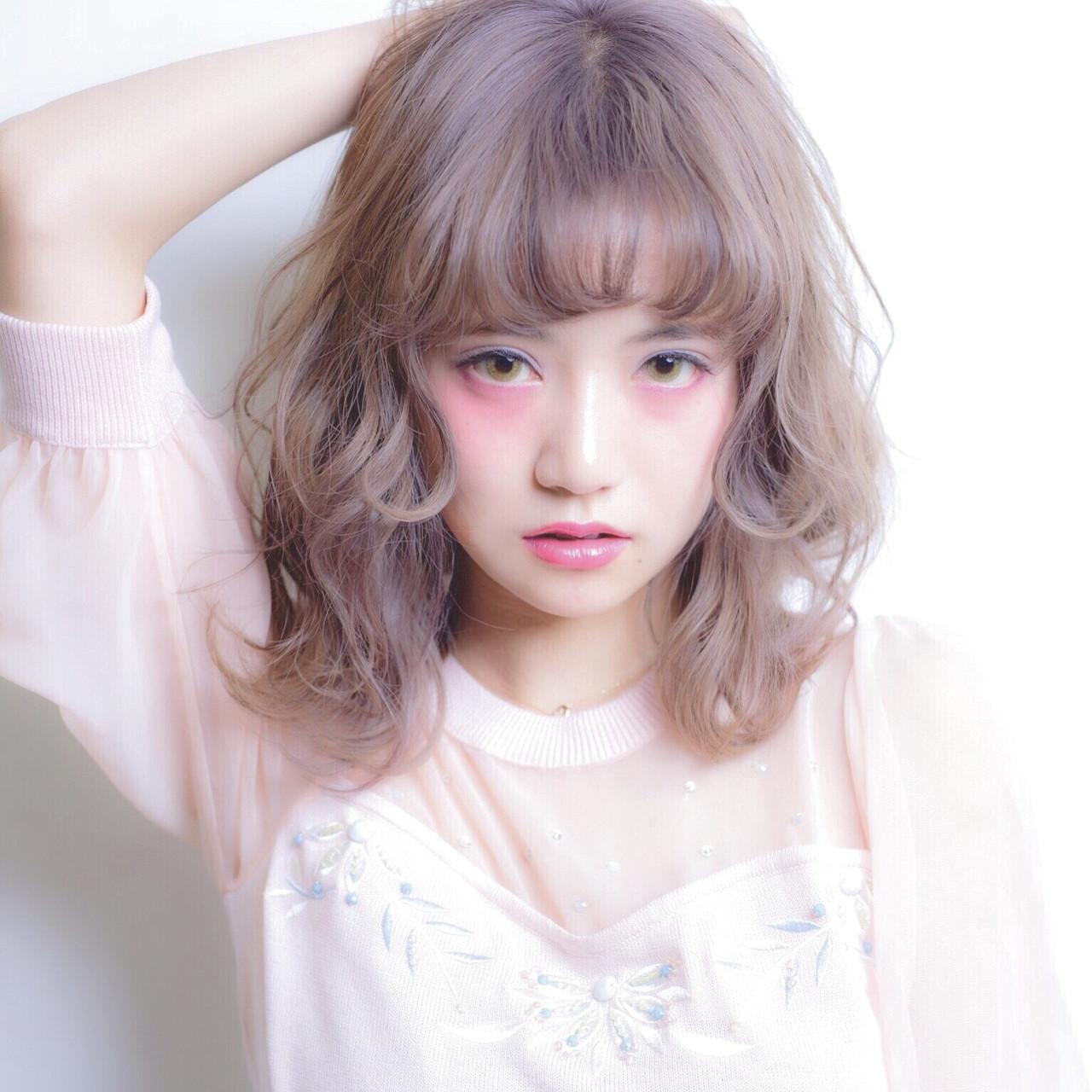 野暮ったく見えない!イマドキの姫カットで小顔&モテをget♡|【hair】