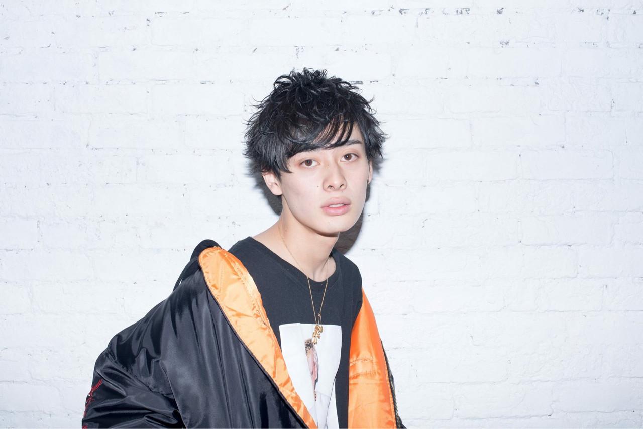 ストリート 坊主 ボーイッシュ メンズ ヘアスタイルや髪型の写真・画像 | 森 康治 / kiito / kiito