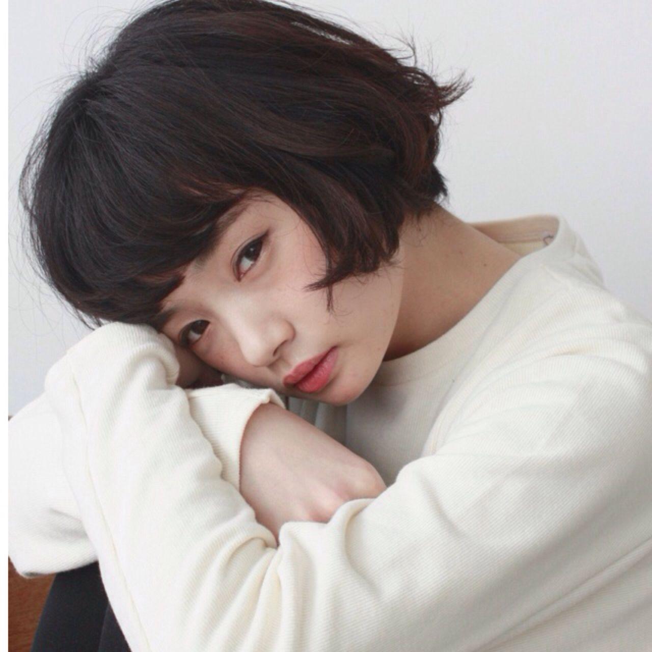 愛され女子のヘアスタイル♡みんなが選んだボブヘアTOP10! aoyagi.