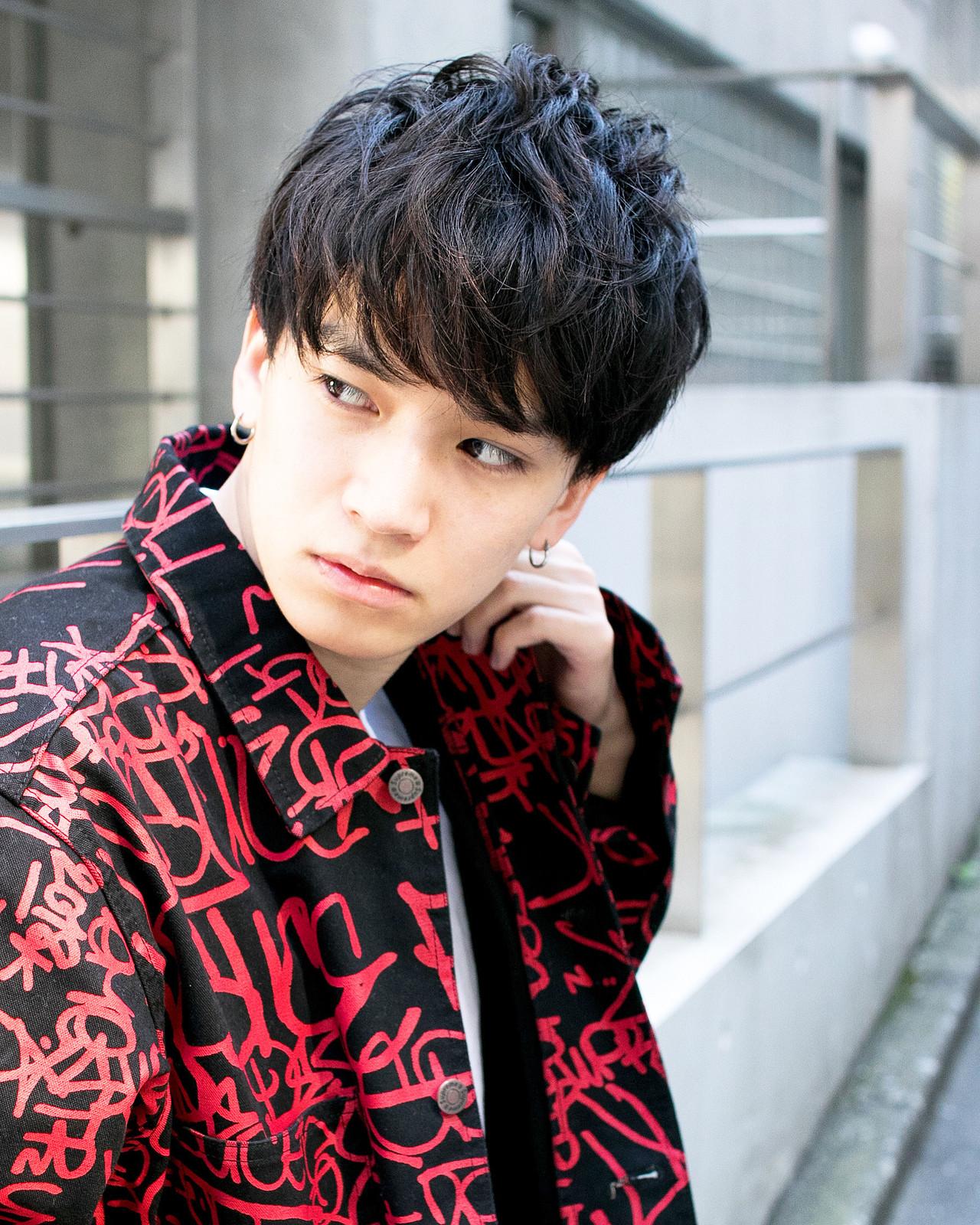 メンズショート メンズカット メンズ メンズヘア ヘアスタイルや髪型の写真・画像 | 力石サトシ HOMIE Tokyo /   HOMIE TOKYO