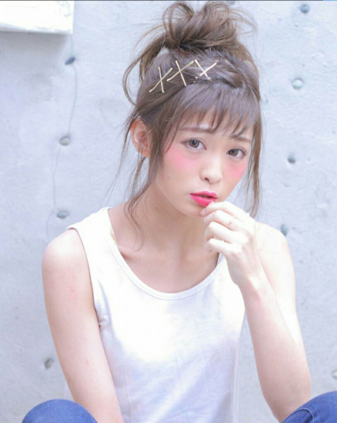 """最強""""トリセツ""""ここにあり。本当に似合う「ぱっつん前髪」のつくり方♡ Wataru Maeda"""