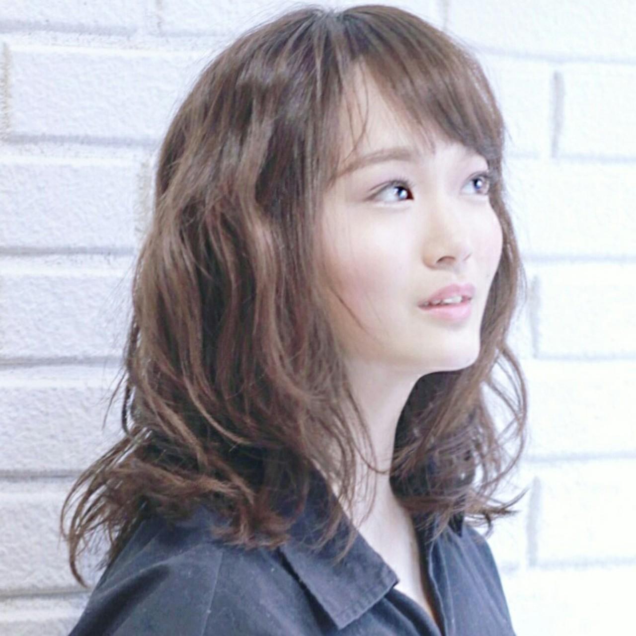 大人女子 ニュアンス こなれ感 デート ヘアスタイルや髪型の写真・画像 | 横徳憲史 / VISAGE genuine