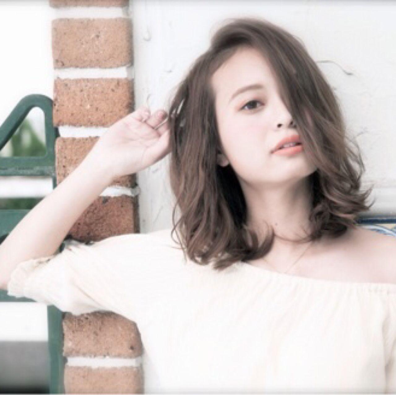 学生~OL・ママさんまで!誰にでも似合う万能髪型抜粋ヘアカタログ 上加世田 和貴 / DONNA