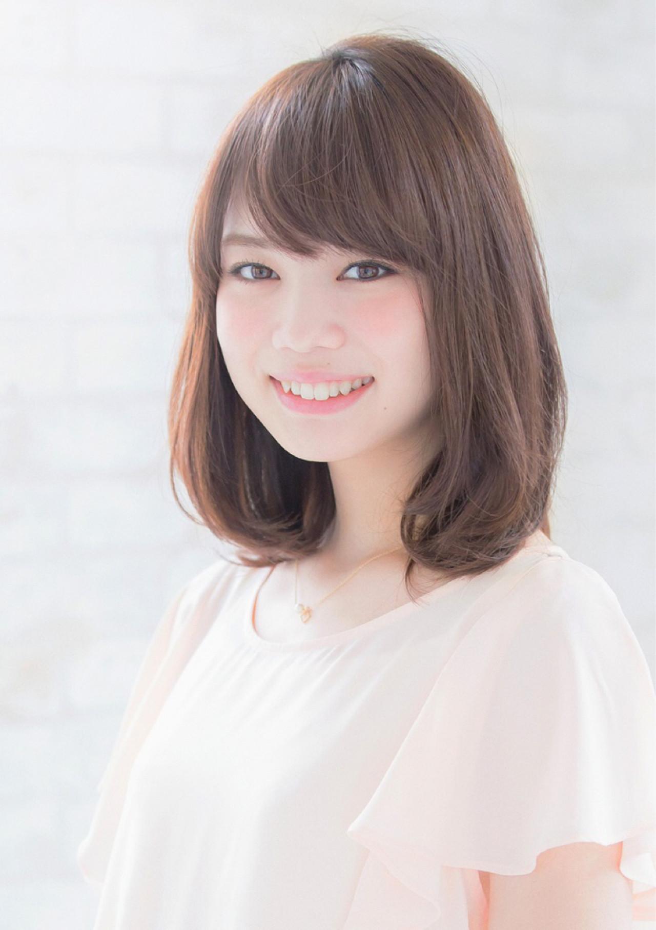 モテを呼び込む前髪パーマ。忙しい朝とはおさらば☆ 花野 未帆 / joemi by Un ami