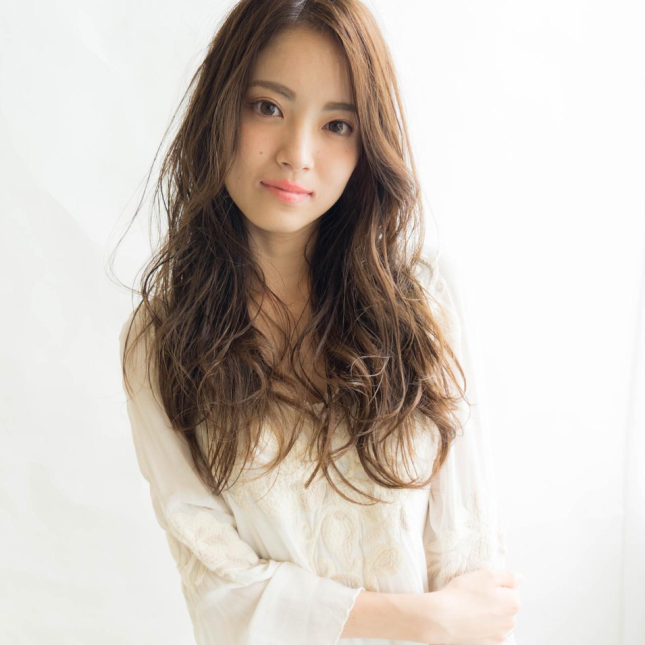 【ロング編】秋冬はこの色で決まり♡アッシュで作る暗髪が可愛すぎる 石田 裕人