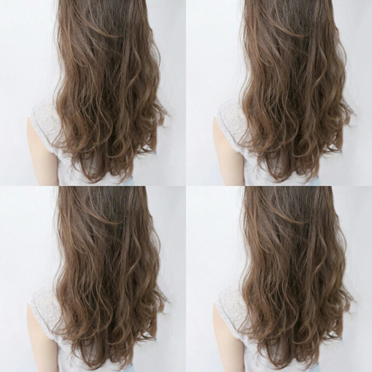 グラデーションカラー ハイライト コンサバ 外国人風 ヘアスタイルや髪型の写真・画像 | 市口泰崇 / INITY